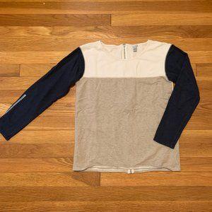 J. Crew Lightweight Terry Shirt